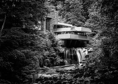 Memories Of Fallingwater - #1 Poster