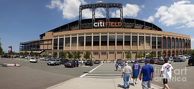 Mets Baseball Stadium Citi Field In Queens - New York Poster