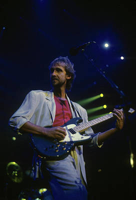 Mike Rutherford Poster