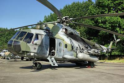 Mil Mi-17 Hip Poster