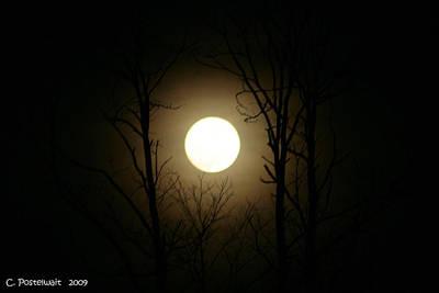 Mingo Moon Poster