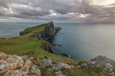 Neist Point - Isle Of Skye Poster