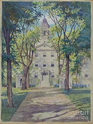 New York City Hospital Poster