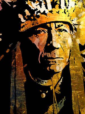 Nez Perce Chief Poster