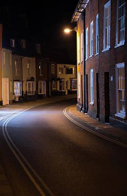 Night Road Poster