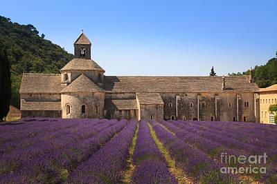 Notre-dame De Senanque  Abbey Provence France Poster