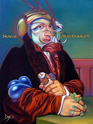 Novus Ordo Domiceti Poster by Patrick Anthony Pierson