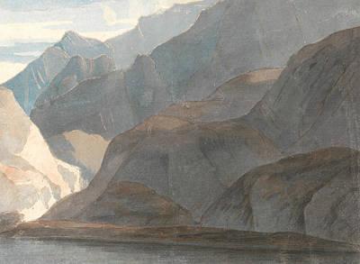 On The Lake Of Como Poster