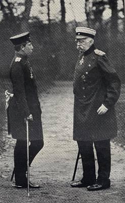 Otto Von Bismarck, Or Otto Eduard Poster