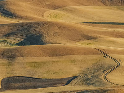 Palouse Palate Poster by Jean Noren