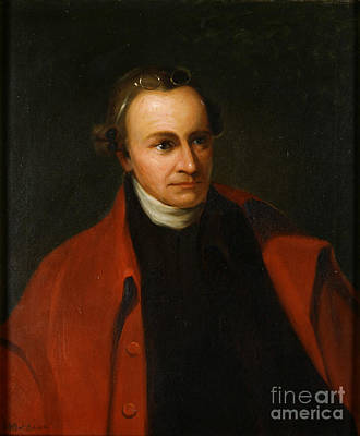 Patrick Henry, American Patriot Poster by Science Source