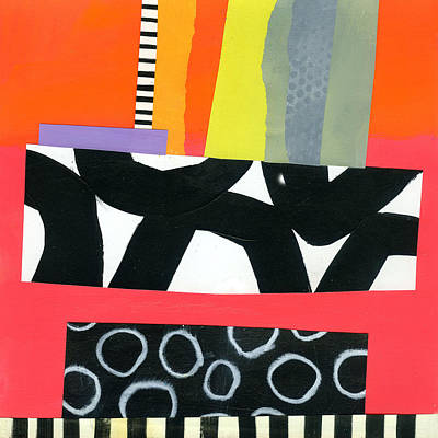 Pattern Grid # 15 Poster by Jane Davies