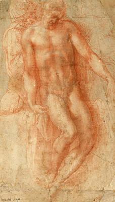 Pieta Poster by Michelangelo Buonarroti