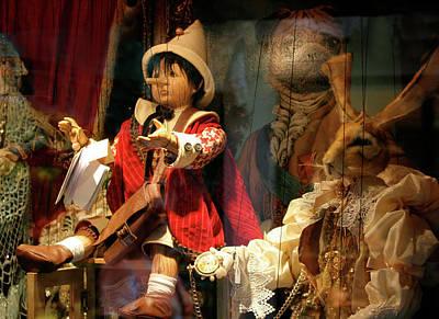 Pinocchio In Venice Poster