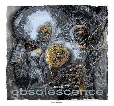 Planned Obsolescence Poster