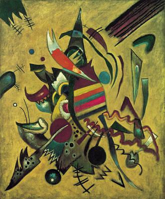 Points  Poster by Wassily Kandinsky