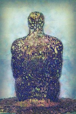 Ponder Poster by Jack Zulli