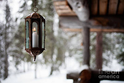 Porch Decoration Poster by Kati Molin