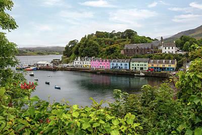 Portree - Isle Of Skye Poster