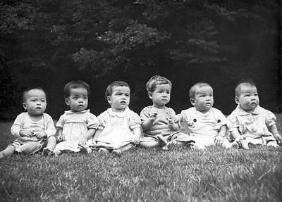Post-war Japanese Orphanage Poster