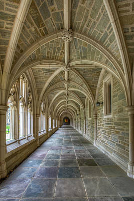 Princeton University Hallway IIi Poster