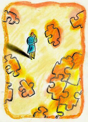 Problem Solving Poster by Leon Zernitsky