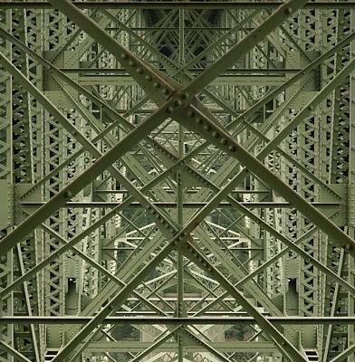 Puzzled Bridge Poster