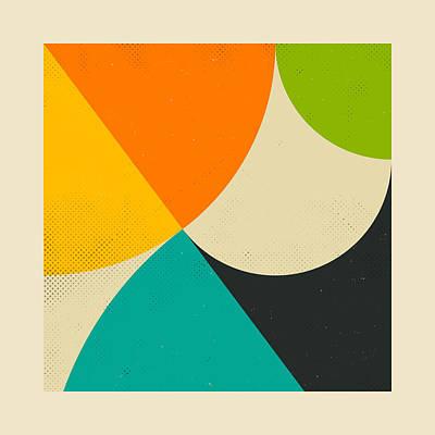 Pythagorean Triad Poster