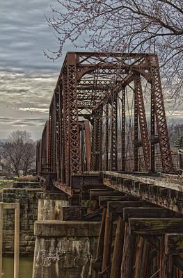 Rail Bridge Poster