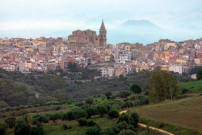 Regalbuto - Sicily Poster by Joana Kruse