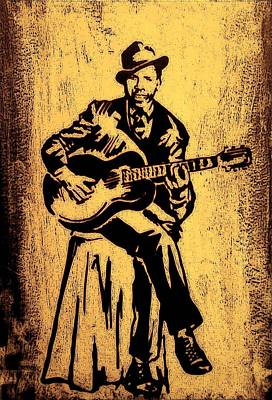 Robert Johnson Poster