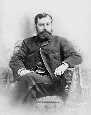 Robert T. Lincoln, Poster by Granger