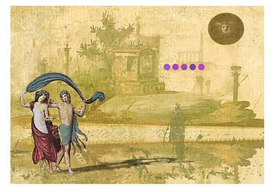 Roman Holiday Iv Poster
