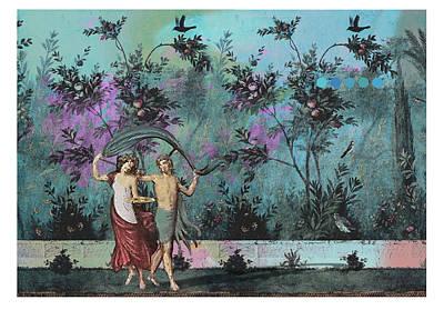 Roman Holiday X Poster