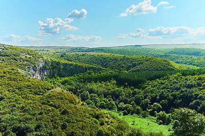 Roussenski Lom Nature Park Poster