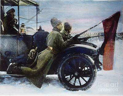 Russian Revolution, 1917 Poster