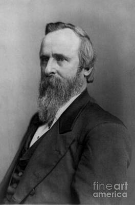 Rutherford B. Hayes, 19th U.s. President Poster