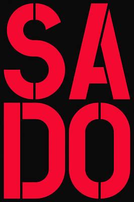 Sado Poster