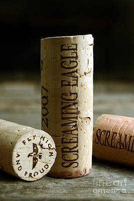 Screaming Eagle Uncorked Poster