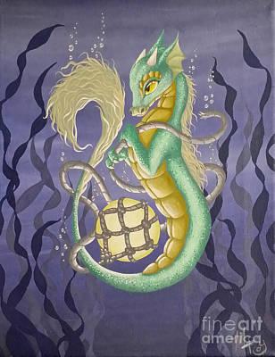 Sea Dragon II Poster
