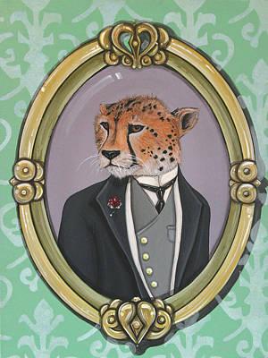 Sir Pettingwise IIi Poster by Jude Labuszewski