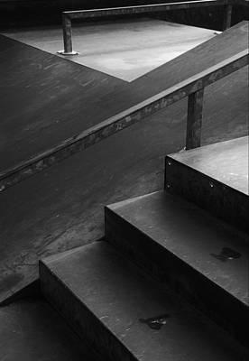 Skateboard Ramp II Poster