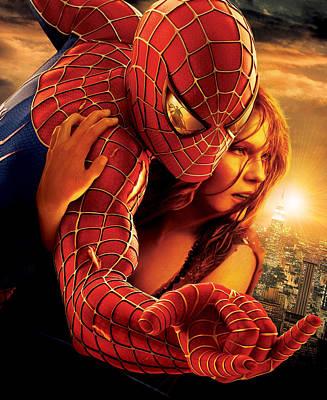 Spider-man 2 2004 Poster