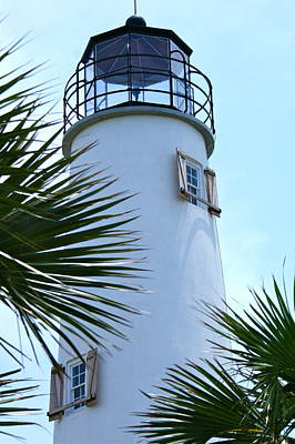 St. George Island Lighthouse Poster
