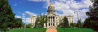 State Capitol Of Colorado, Denver Poster by Panoramic Images