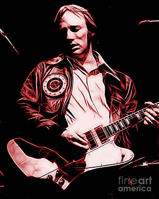 Stephen Stills Collection Poster by Marvin Blaine