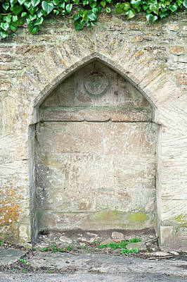 Stone Arch Poster by Tom Gowanlock
