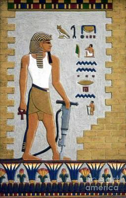 Stone Cutter Poster