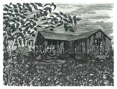 Sunflower Farm Poster