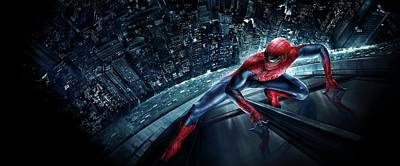 The Amazing Spider-man 2012 Poster